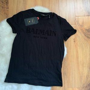 Balmain x H&M Black Shirt Size Small